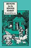 Sermons for the Summer Season (Cistercian Fathers)