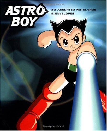 Download Astro Boy Notecards (Deluxe Notecards) pdf epub