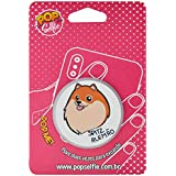 Popsocket Original Pets Spitz Alemão Pet45, Pop Selfie, 155802, Branco