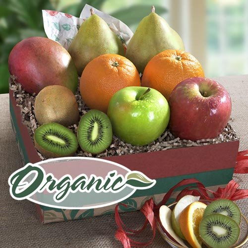 Organic Golden State Signature Fruit Collection Fruit Gift