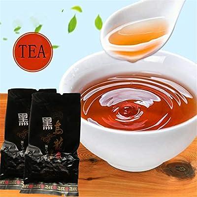 10 bolsas pequeñas de aceite de corte negro oolong té al ...
