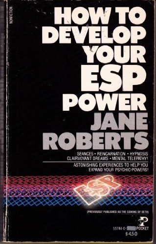 How to Develop Your ESP Powers