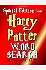 Harry Potter Word Search Special Edition: Find your own name along with over 1,600+ words from J.K Rowling's magical books and films in this Muggles Version of our smash hit unofficial Puzzle Book Paperback