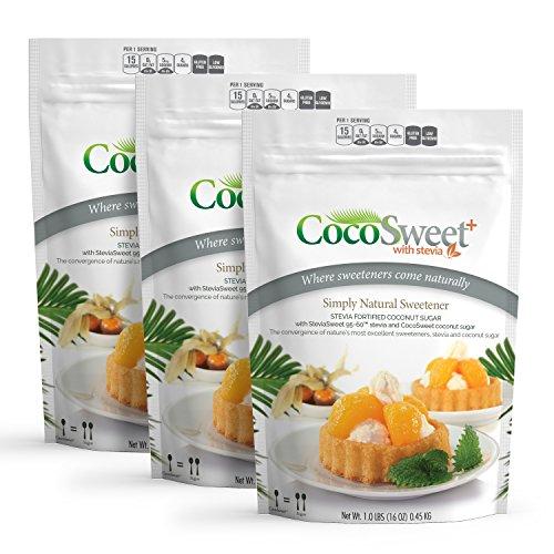 CocoSweet Plus Organic Coconut Sweetener product image