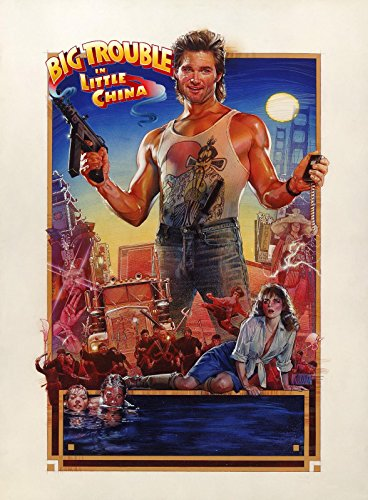 Big Trouble in Little China Film