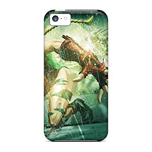 Perfect Cammy In The Street Fighter Case Cover Skin For Iphone 5c Phone Case