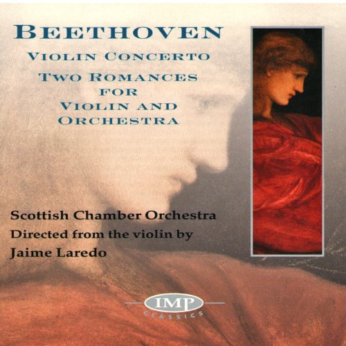 Beethoven: Violin Concerto; Romances Nos. 1 & 2 for Violin and - Mall Laredo