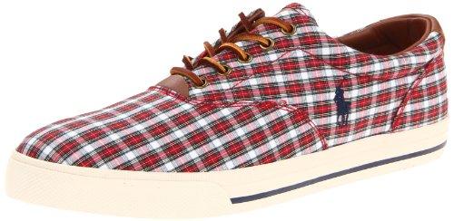 Polo Ralph Lauren Mens Vaughn Nylon Sneaker
