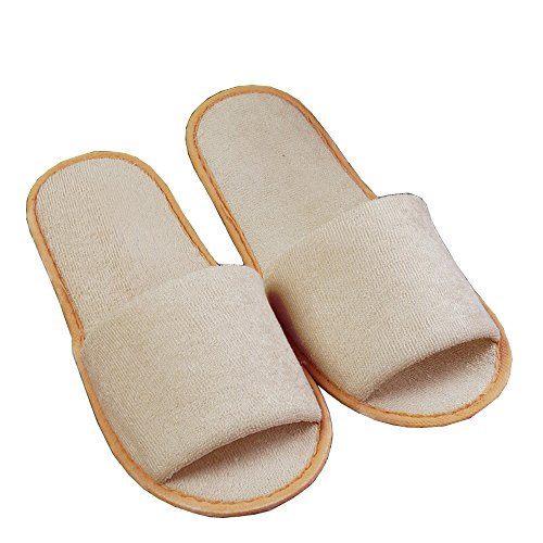 Slippers Flop Folding Portable Beige Bag with Flip Soft Travel Comfysail vwH6gqn