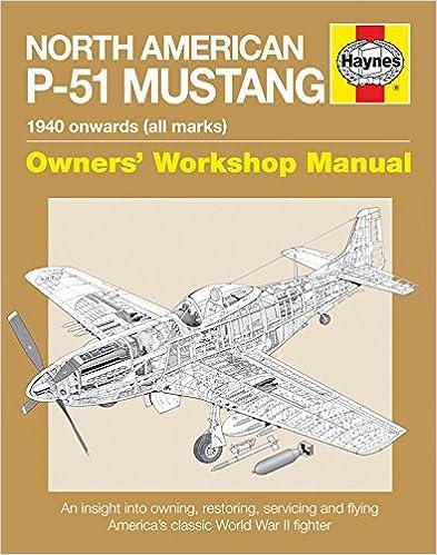North American P-51 Mustang 2016 (Owners' Workshop Manual)