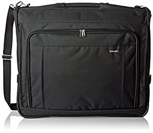 Delsey Luggage Helium Deluxe Garment Bag, Black, One Size