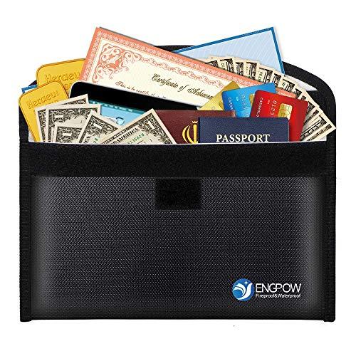 Fireproof Bag Safe Envelopes 10.2