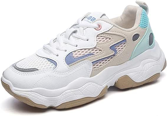 Dilnot Zapatillas para Mujer Gimnasio Correr Sneakers Zapatillas: Amazon.es: Zapatos y complementos