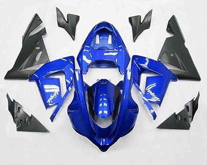 ABS motocicleta carenado ajuste para Kawasaki Ninja Zx 10R ...