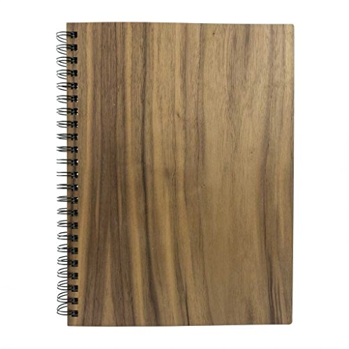 - WOODCHUCK Wooden Sketchbook (Walnut), 9