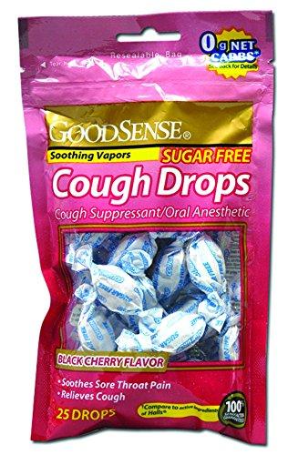 Vapor Black Cherry - Geiss, Destin & Dunn Inc. Gddbs00044 Sugar-Free Cough Drops, Black Cherry (25 Count),Geiss, Destin & Dunn Inc. - Each 1