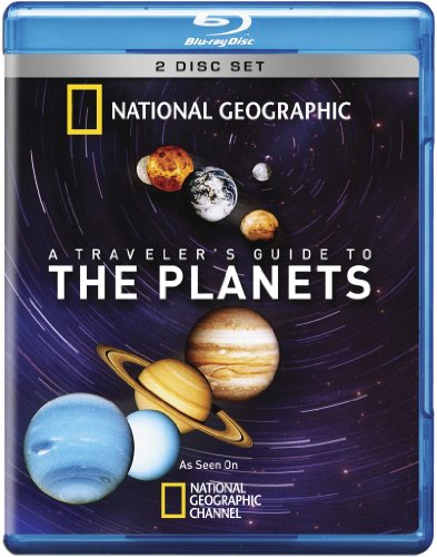 (National Geographic - A Traveler's Guide to the Planets [Blu-ray])