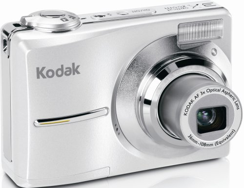Kodak Easyshare C613 6.2 MP Digital Camera with 3xOptical Zoom (OLD MODEL)