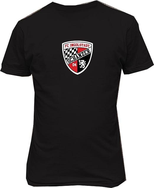 Amazon.com: FC Ingolstadt 04 Alemania T Camisa Fútbol: Clothing