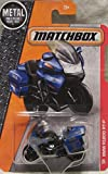 Best Mattel Kids Motorcycles - Matchbox 2016 MBX Heroic Rescue BMW R1200 RT-P Review