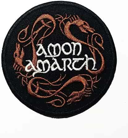 Music P American Rock Band Pop Rock Alternative Rock Music Logo Patch Embroidered Sew Iron On Patches Badge Bags Hat Jeans Shoes T-Shirt Applique