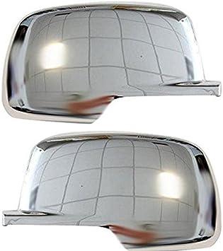 Paar Spiegelkappen Spiegel Rechts Links Chrom Glanz Vom 2011 Auto