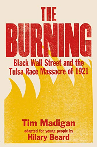 Book Cover: The Burning