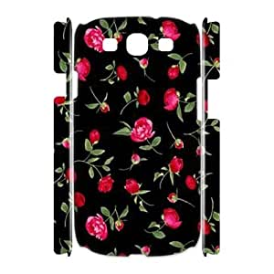 Flower CUSTOM 3D Case Cover for Samsung Galaxy S3 I9300 LMc-20800 at LaiMc