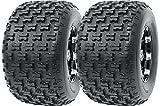 2 New WANDA ATV Tires 22X10-10 22x10x10 4PR - 10047