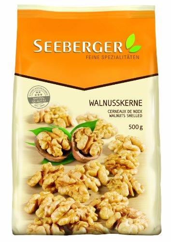 Seeberger Walnusskerne, 1er Pack (1 x 500 g Packung)