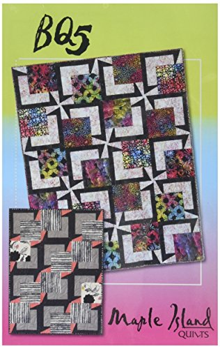 Maple Island Quilts BQ5 Pattern (Debbie Bowles)