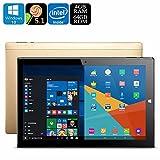 Onda OBook 20 Plus Dual-OS Tablet PC - Licensed Windows 10, Android 5.1, Quad-Core CPU, 10.1-Inch IPS Display, OTG, 4GB RAM