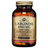 Solgar – L-Arginine 1000 mg, 90 Tablets
