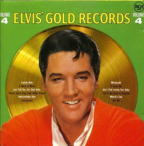 Elvis' Golden Records/Vol 4 (1991-02-01) (Elvis Golden Records Vol 4)