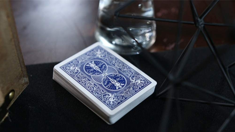 Ultimate Marked Deck (BLUE Back Bicycle Cards) - Trick by Magic Dream (Image #2)