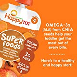 Happy Tot Organics Stage 4 Superfoods Apples Sweet