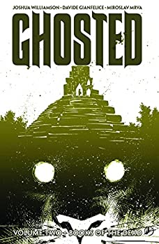 Ghosted (Vol. 2): Books of the Dead by Joshua Williamson