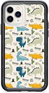 Kaidan Cute Dinosaurs Case iPhone 11 Pro Max 8 7 6 6s Plus Volcano 5 SE Triceratops XR X XS Roar Samsung Galaxy Note 8 9 Jurassic World S8 S9 Plus Cactuses S10 + S10 Lite S10e Google Pixel 3 2 XL am21