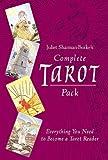 Complete Tarot Pack, Juliet Sharman-Burke, 0312363478