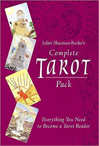 Complete Tarot Pack: Everything You Need to Become a Tarot Reader: Amazon.es: Sharman-Burke, Juliet, Caselli, Giovanni: Libros en idiomas extranjeros