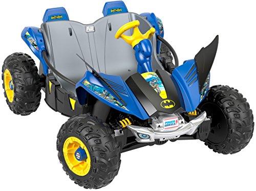 Fisher-Price Power Wheels Dune Racer, Batman Vehicle by Fisher-Price