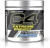 Cellucor, C4 50X, Explosive Pre-Workout Supplement, Watermelon, 30 Servings
