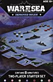 (US) War at Sea Starter: An Axis & Allies Naval Miniatures Game