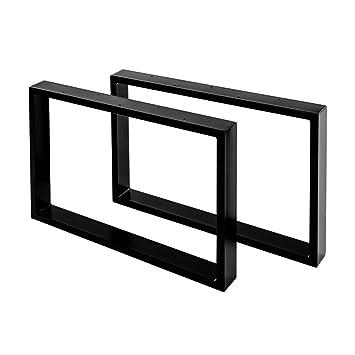 Sossai Armature de Table/piètement Table Basse Basic | 2 pièces ...