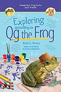 Book Cover: Exploring According to Og the Frog