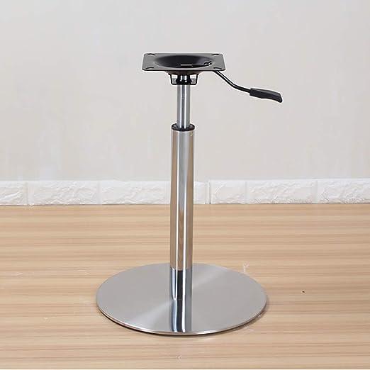 Patas de mesa de metal, marco de escritorio, dibujo de acero ...