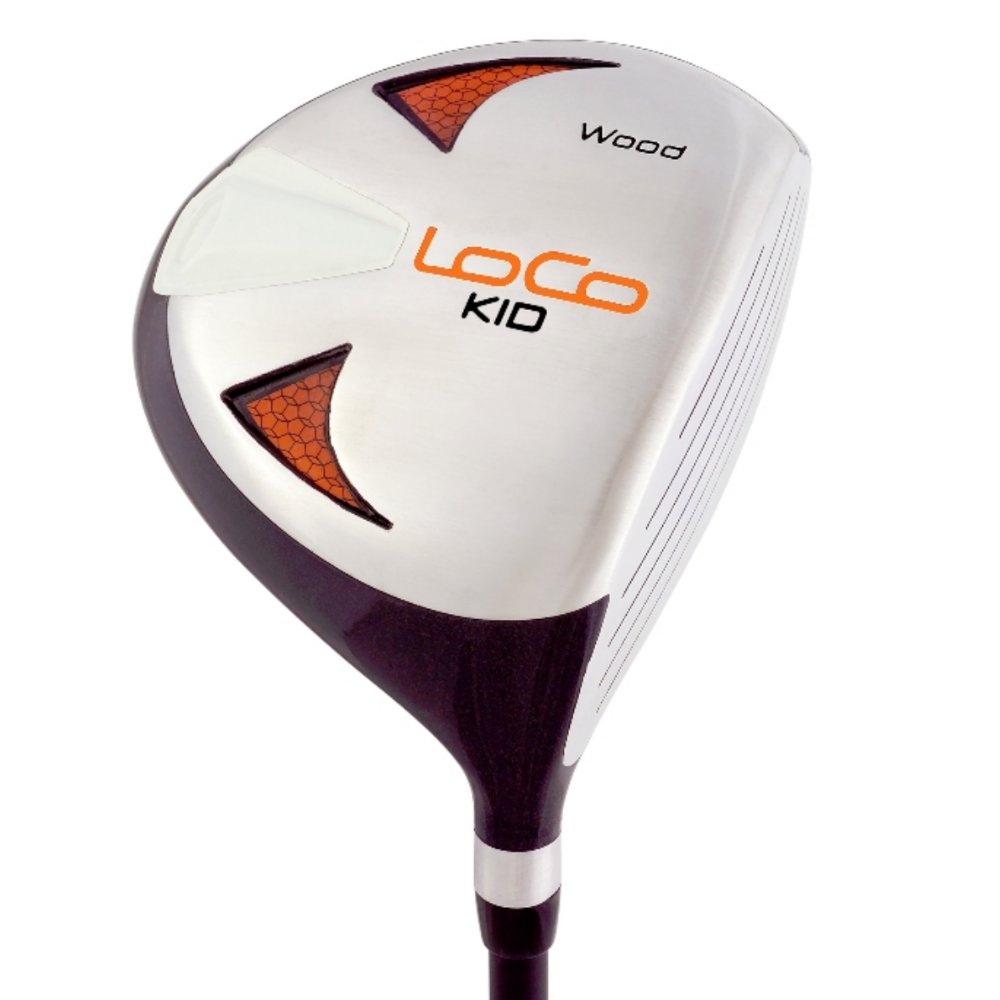 DUNLOP Loco - Juego de palos de golf junior (165 x 23 x 19 ...