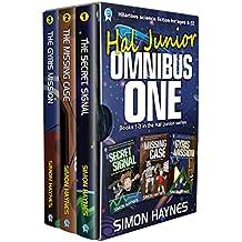 Hal Junior Omnibus One: Books 1-3 in the Hal Junior series