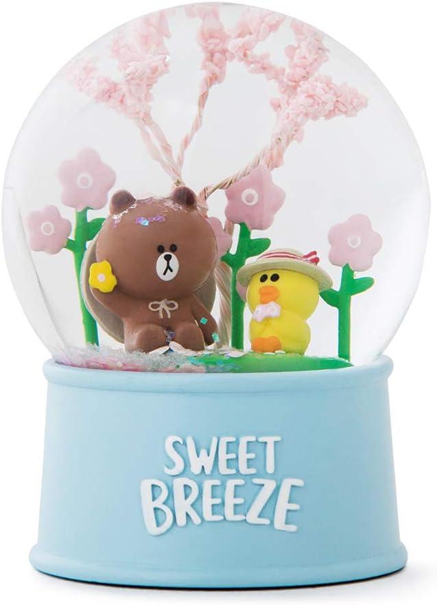 cute snow globe korean gift idea