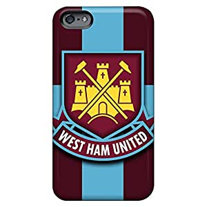 iphone 4 /4s Plastic phone carrying shells For phone Protector Cases Extreme the beloved football club england west ham united
